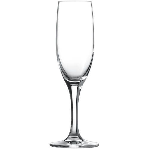 Набор узких бокалов бокал Schott Zwiesel Mondial для шампанского 192 мл из прочного хрустального стекла, фото