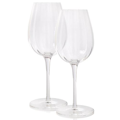 Комплект хрустальных бокалов для зрелого вина Saint Louis Twist 1586 2шт, фото