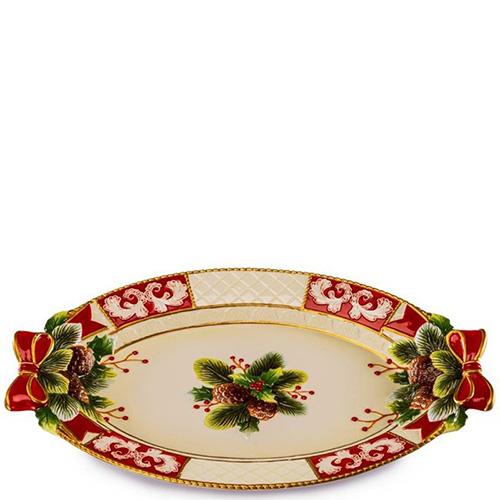 Блюдо новогоднее Palais Royal для закусок, фото