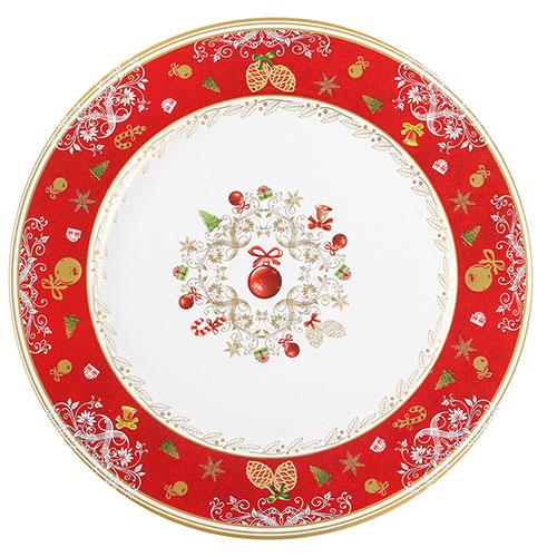 Тарелка обеденная Palais Royal Вкус праздников, фото