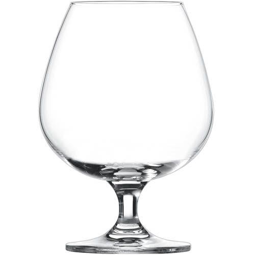 Набор коньячных бокалов Schott Zwiesel Convention 505 мл из ударопрочного хрустального стекла, фото