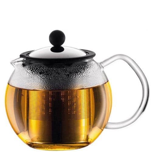 Чайник Bodum Assam с прессом 0,5л, фото