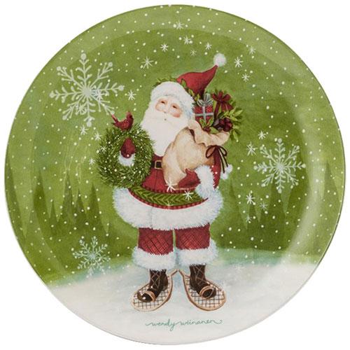 Новогоднее блюдо Palais Royal Заколдованный лес, фото