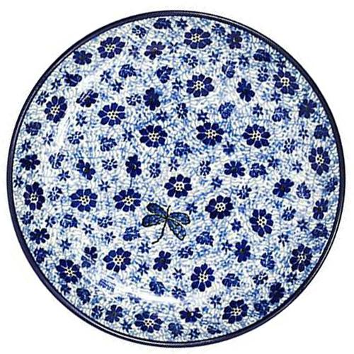 Тарелка Ceramika Artystyczna Стрекоза, фото