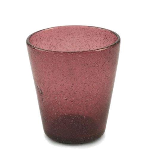 Стакан для воды Villa d'Este фиолетового цвета, фото