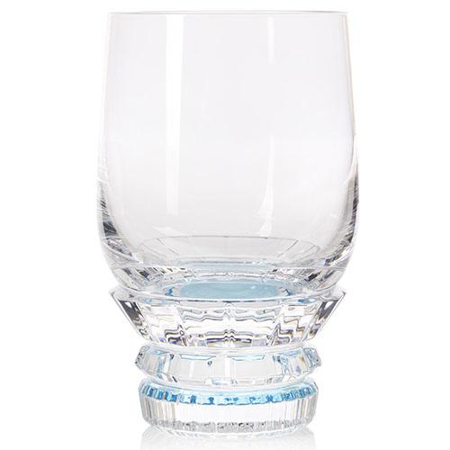 Бокал для воды Baccarat из голубого хрусталя, фото