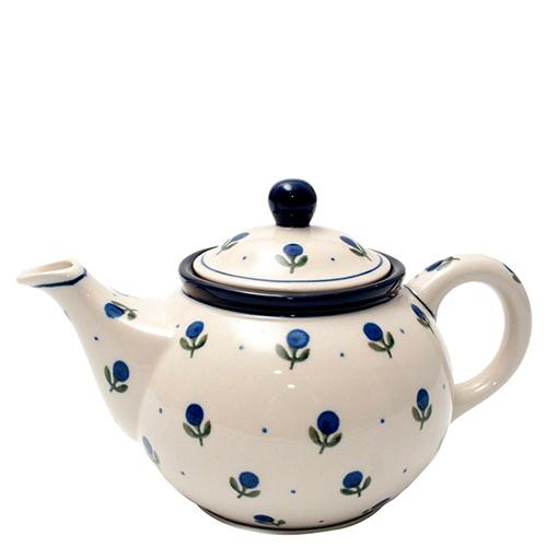 Заварник для чая Ceramika Artystyczna Голубика, фото
