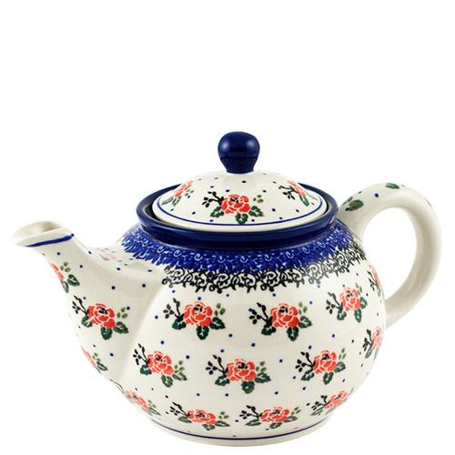 Заварник для чая Ceramika Artystyczna Чайная роза, фото