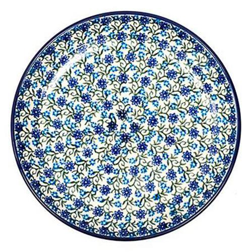 Тарелка обеденная Ceramika Artystyczna Колокольчики, фото