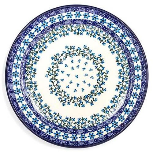 Обеденная тарелка Ceramika Artystyczna Виноградная лоза, фото