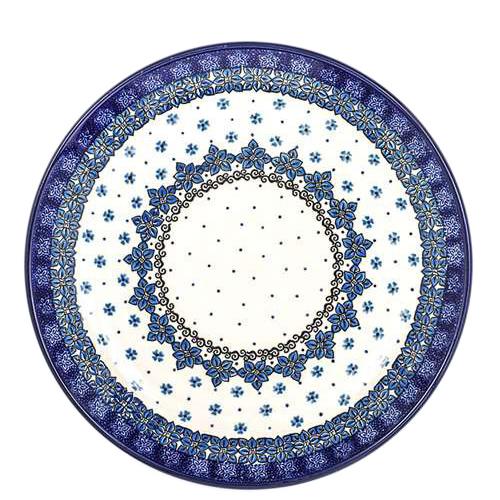 Тарелка обеденная Ceramika Artystyczna Васильки, фото