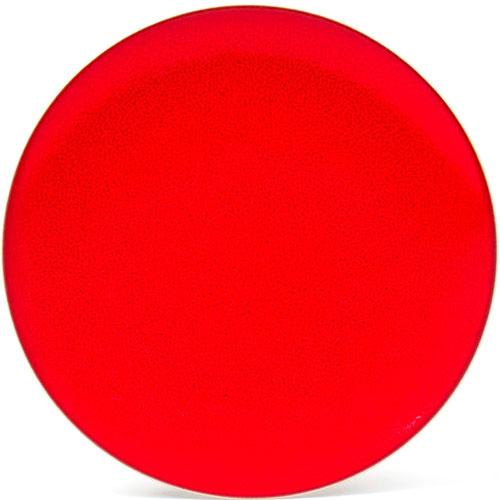 Тарелка красная Bastide Etna, фото