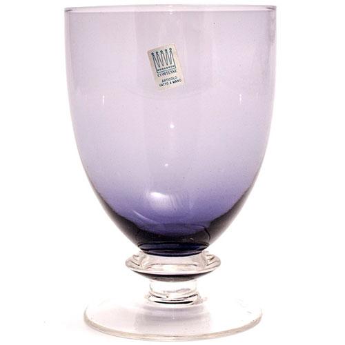 Набор бокалов для воды Comtesse Milano Tahiti фиолетового цвета, фото