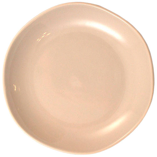 Набор десертных тарелок Comtesse Milano Ritmo бежевого цвета на 6 персон, фото