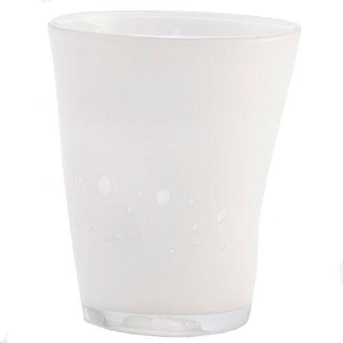 Набор стеклянных стаканов Comtesse Milano Samoa белого цвета, фото
