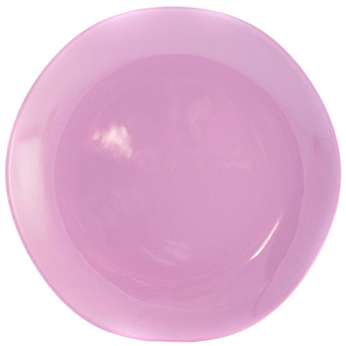 Обеденная тарелка Comtesse Milano Ritmo фиолетового цвета, фото