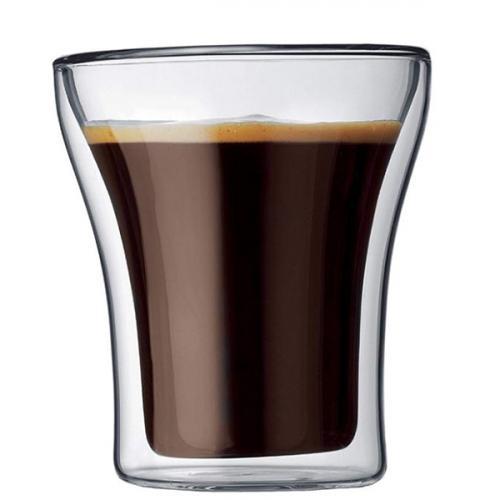 Набор из двух стаканов Bodum Assam 0.2 л, фото