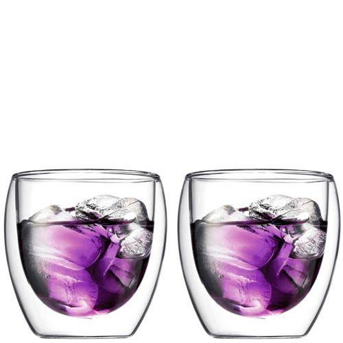 Набор из двух стаканов Bodum Pavina 0.27 л, фото