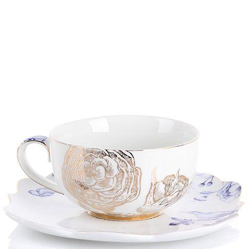 Чашка с блюдцем Pip Studio Royal 225 мл, фото