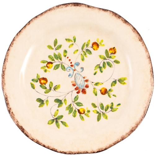 Набор из 6 десертных тарелок Bizzirri Melograno, фото