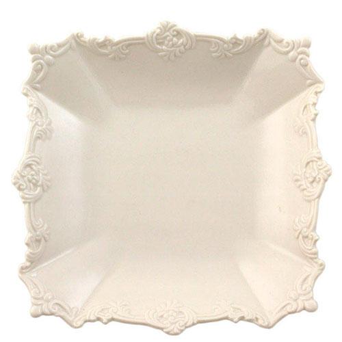Квадратная тарелка для супа Palais Royal, фото