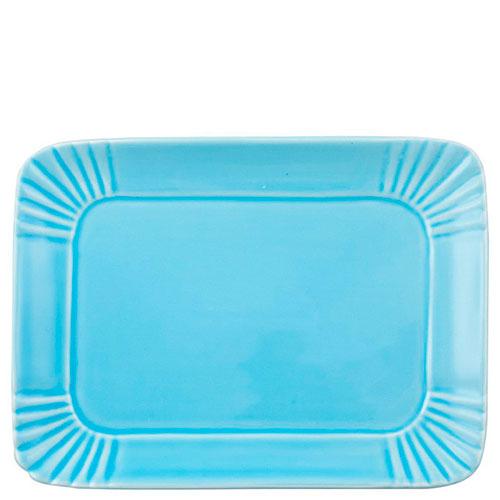 Блюдо для капкейков Palais Royal Зефир голубого цвета, фото