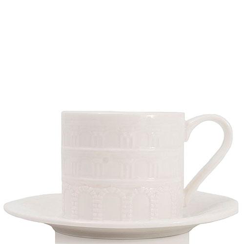 Чайная чашка с блюдцем Palais Royal История города, фото