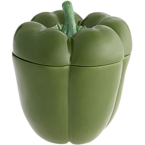 Банка для сыпучих Bordallo Pinheiro Зеленый перец, фото