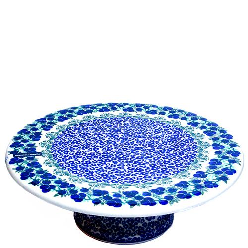 Тортовница Ceramika Artystyczna на ножке, фото