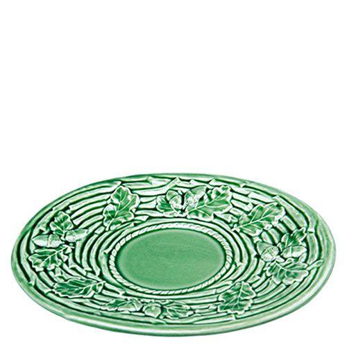 Блюдо овальное из керамики Bordallo Pinheiro Индюк, фото