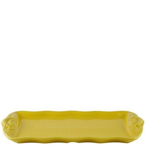 Блюдо Appolia Provencale желтого цвета 35см, фото