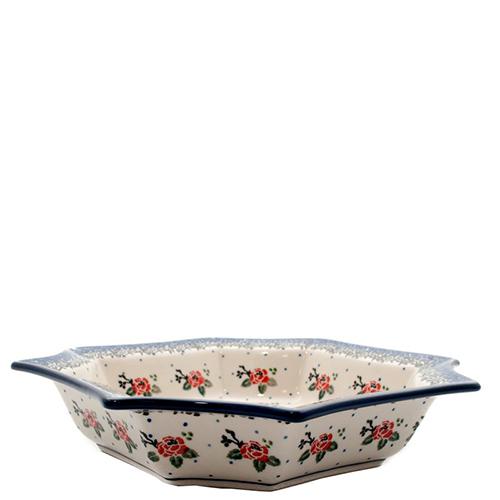 Салатник Ceramika Artystyczna восьмиугольный, фото