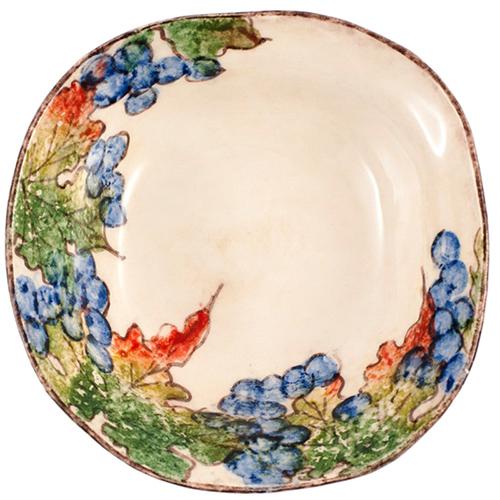 Набор тарелок для супа Bizzirri Виноград, фото