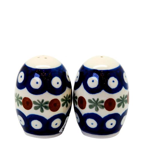 Набор соль-перец Ceramika Artystyczna Волшебная синева, фото
