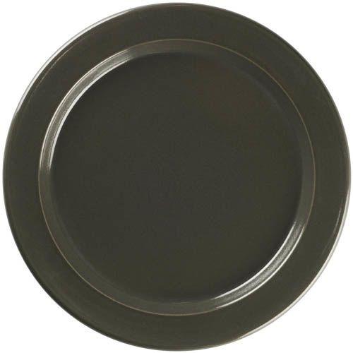 Тарелка обеденная Emile Henry Natural Chic Poivre 28 см, фото