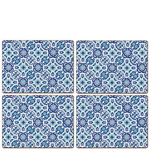 Набор сервировочных ковриков Cala Home Andros 4шт, фото