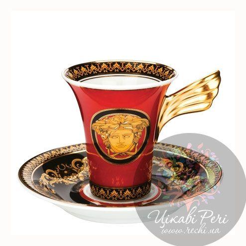 Medusa Red: кофейная пара, фото