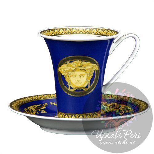 Medusa Blue: кофейная пара, фото