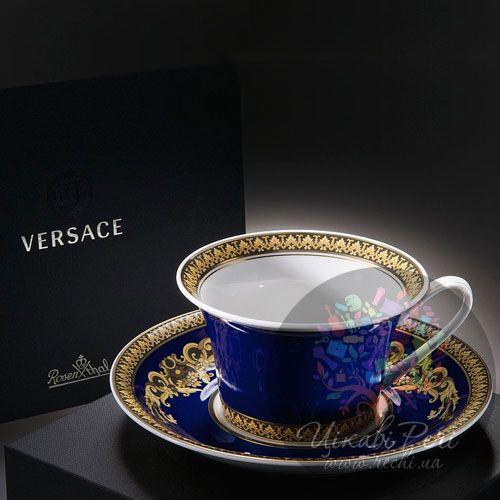 Medusa Blue: чайная пара, фото