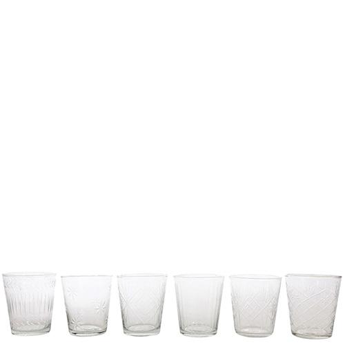 Набор стаканов для воды HOFF Interieur 6шт, фото