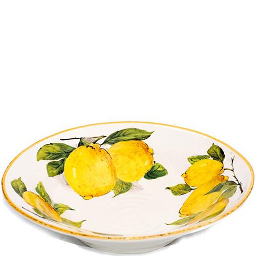 Салатник Bizzirri Лимоны, фото