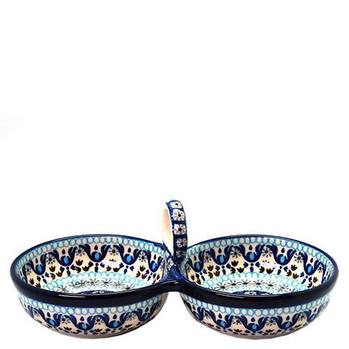 Пиала двойная Ceramika Artystyczna Марракеш, фото
