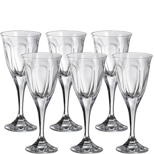 Набор из 6 бокалов FMF Bohemia Windsor для белого вина, фото