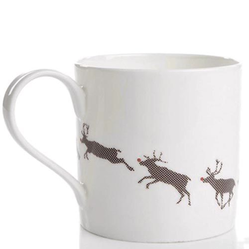 Фарфоровая чашка Reiko Kaneko Deer, фото