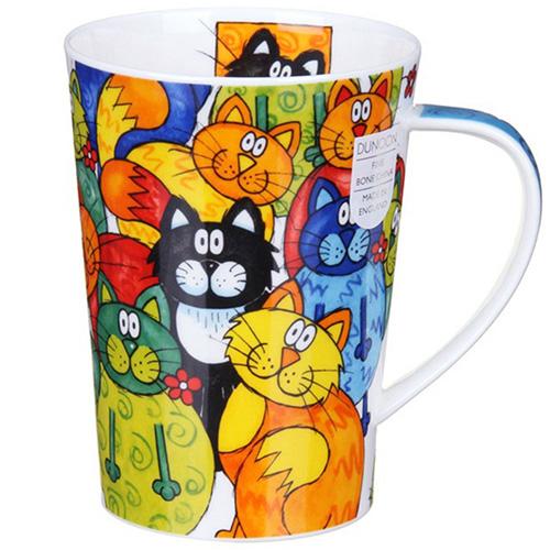 Чашка Dunoon Argyl Hide&Seek Cats, фото