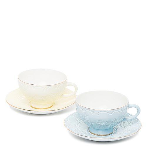 Чайный набор Pavone на две персоны Белла Мария, фото