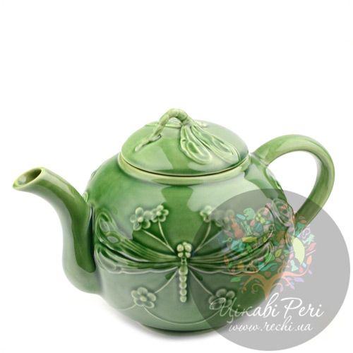Чайник Стрекоза Bordallo Pinheiro , фото