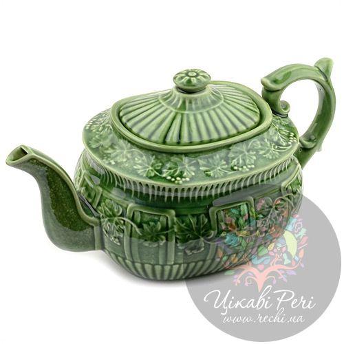Чайник Виноград Bordallo Pinheiro , фото