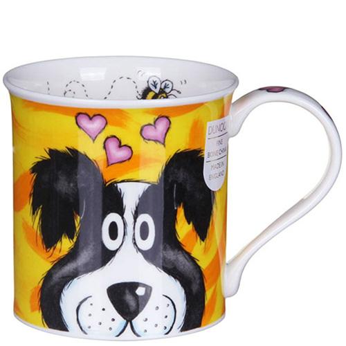 Чашка Dunoon Bute Peppers Dog 0,3 л, фото
