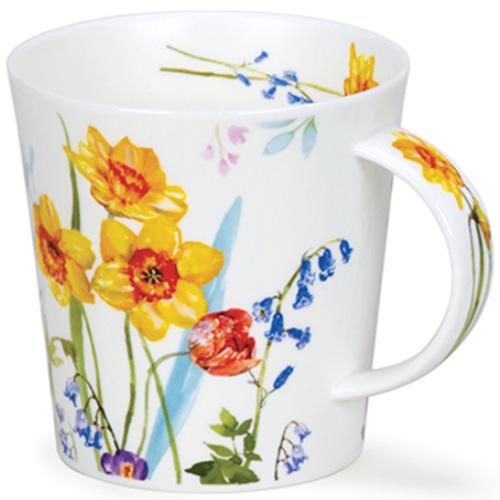 Чашка Dunoon Cairngorm Country Garden Нарциссы 0,48 л, фото